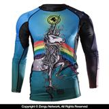 The Juliet Rashguard by Meertaksu x Pony Grappling Club